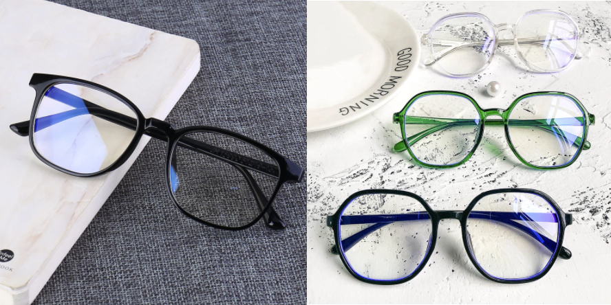 AliExpress-ブルーライトカット眼鏡