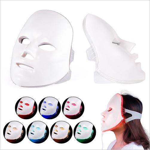 LEDフェイシャルマスク
