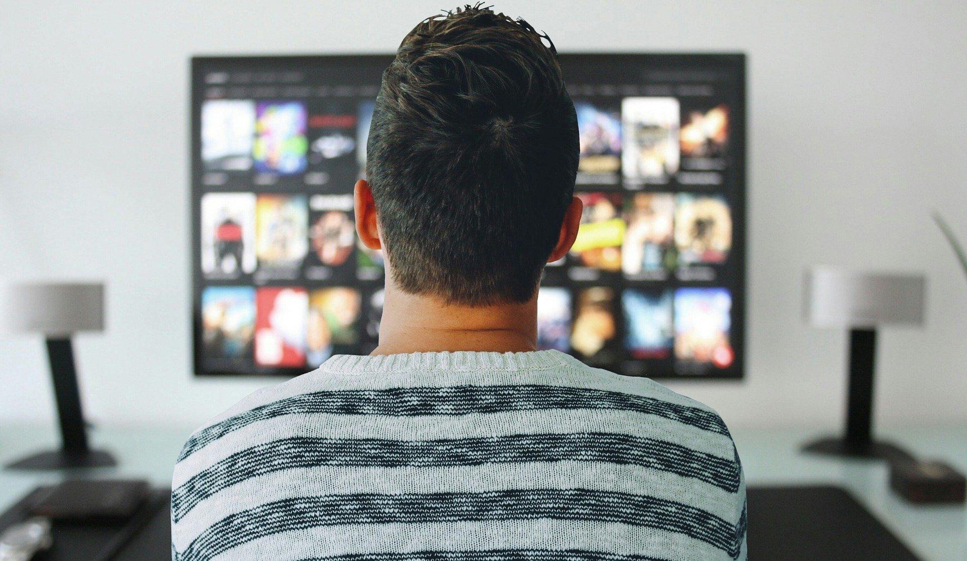 私は動画ではなくテレビ派