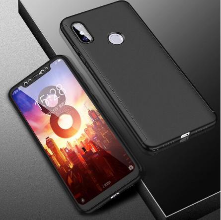 Redmi 9T-ガラスフィルム付き360度保護ケース
